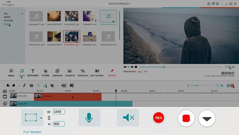 Neueste Version vom Filmora Videobearbeitung